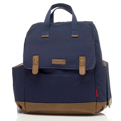 Babymel Robyn Convertible Backpack, Navy