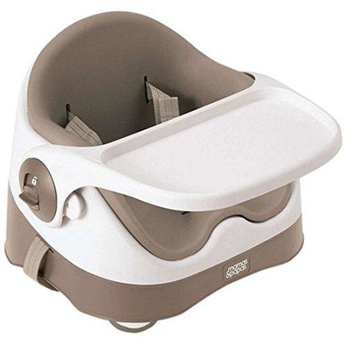 Mamas & Papas Baby Bud Booster Seat, Putty