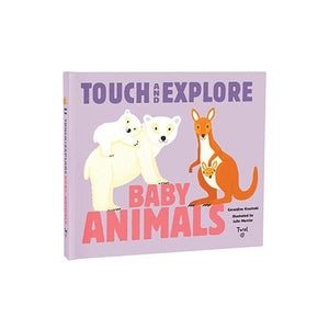 Touch And Explore Baby Animals