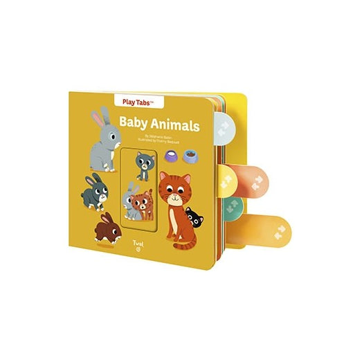Baby Animals Tab Book
