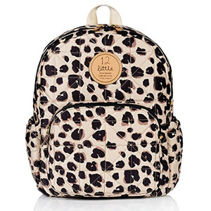 Little Companion Leopard Backpack