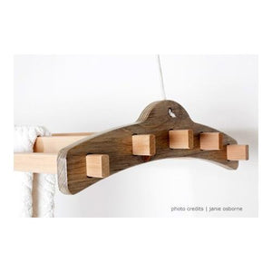 The New Clothesline Company - Woodi Sustainable Wood Laundry Drying Rack