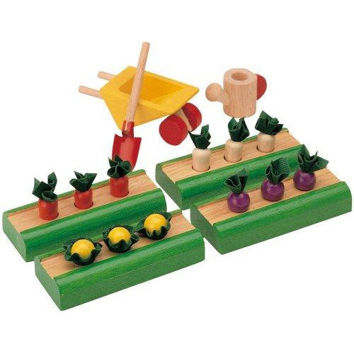 PlanToys Doll House Vegetable Garden