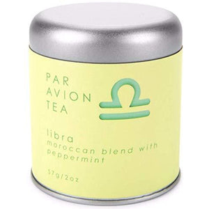 Par Avion, Libra Tea, 2 oz Tin