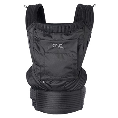 Onya Baby Outback Baby Carrier, Black
