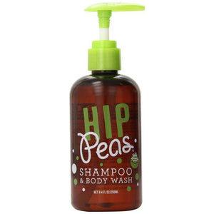 Hip Peas Shampoo and Body Wash, 8.4 Ounce