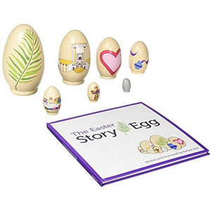 Star Kids Company The Easter Story Egg