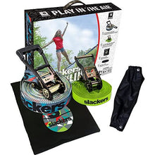 Load image into Gallery viewer, B4 Adventure Slackers Slackline Classic Set - 50""