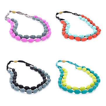 Chewbeads Astor Teething Necklaces