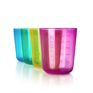 Multicolor Set First Cups (4)
