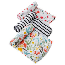 Load image into Gallery viewer, Little Unicorn Swaddles, Set of 3