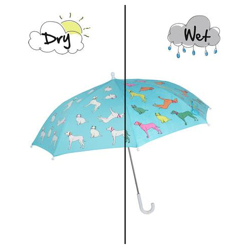 Magic Forest Cats and Dogs Umbrella
