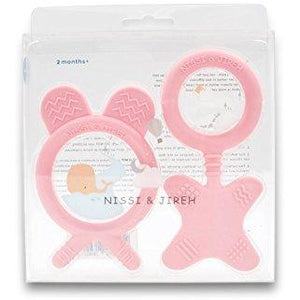 Nissi & Jireh Teether Collection