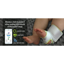 Load image into Gallery viewer, Baby Vida Oxygen Monitor, White