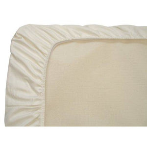 Naturepedic Bassinet Fitted Sheet - Ivory