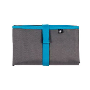JL Childress Grey/Teal Full Body Changing Pad