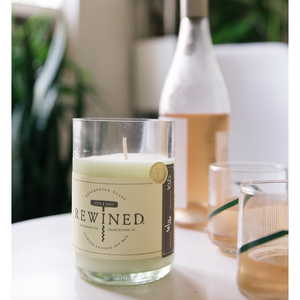 Rewined Candles - Rose