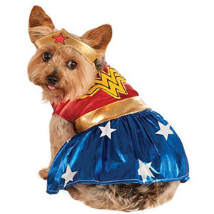Wonder Woman™ Pet Costume, L