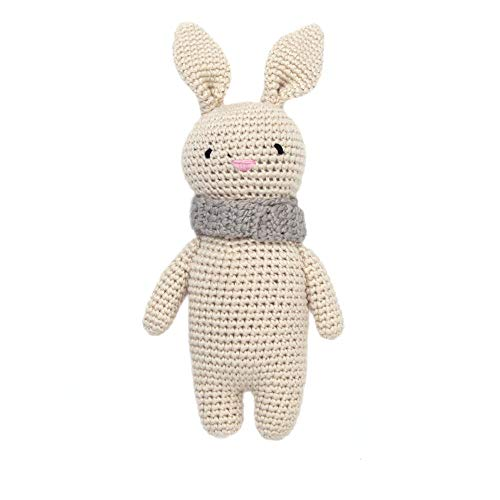 Cheengoo Bailey Bunny Mini Crocheted Doll