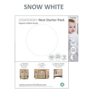 Cocoon Nest Snow White 4-In-1 Starter Pack