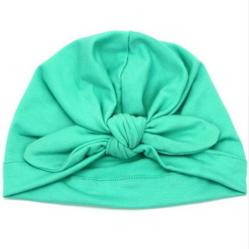 Emerson And Friends Teal Baby Turban