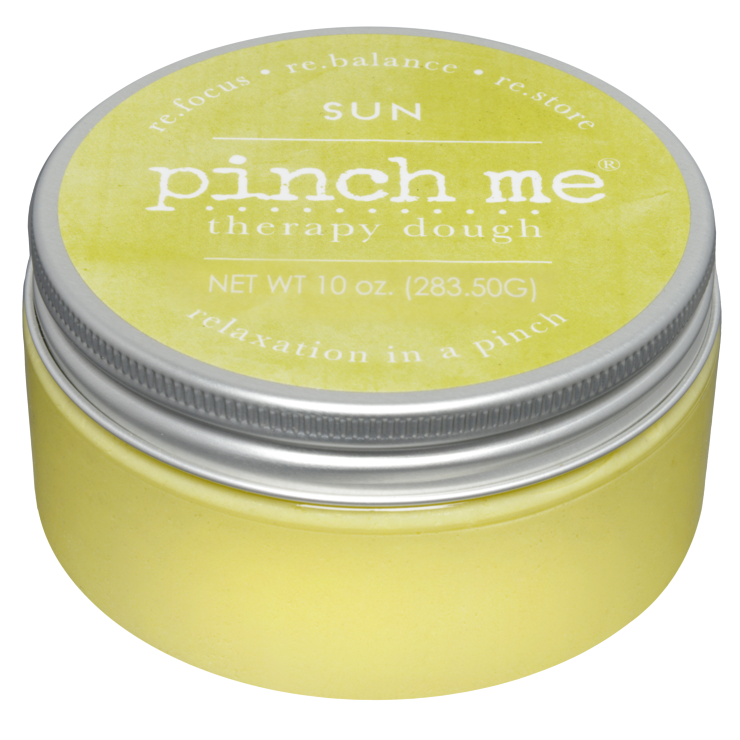 Pinch Me Therapy Dough, Sun 10oz
