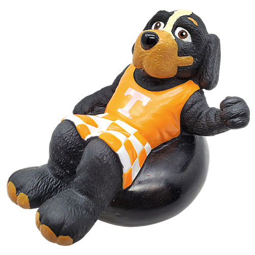 Rubber Tubbers Tennessee Volunteers Bath Toy