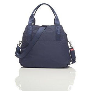 Storksak Navy Alexa Shoulder Diaper Bag