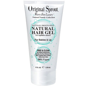 Original Sprout Natural Hair Gel, 4oz