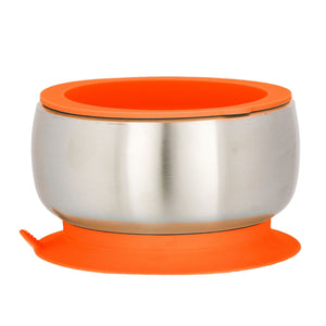 Avanchy Stainless Steel Suction Bowls