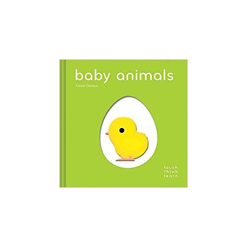 Baby Animals - Touch Think Learn Book