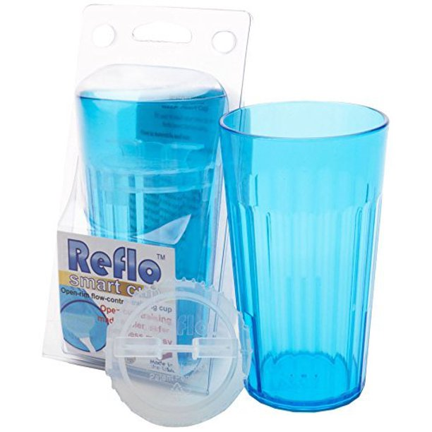Reflo Smart Cup, 2 Pack, Blue