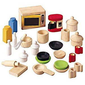 PlanToys Accessories for Kitchen and Tableware