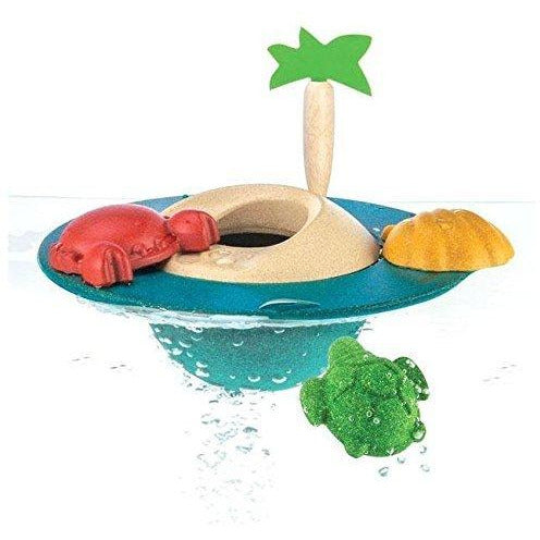 PlanToys Floating Island