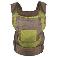 Load image into Gallery viewer, Onya Baby Outback Baby Carrier, Chocolate Chip/Olive Green