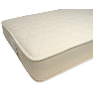 Naturepedic Organic Cotton 2 in 1 Ultra/Quilted 252 Crib Mattress
