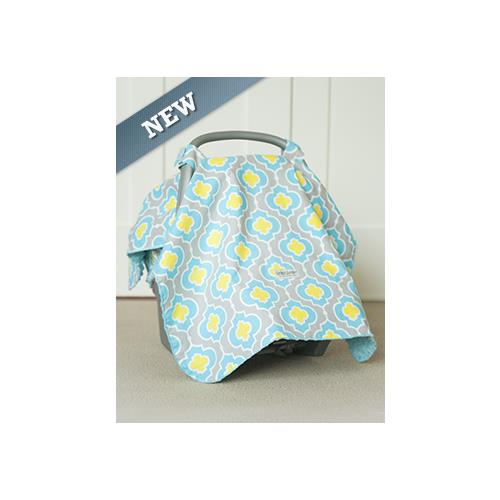 Mother's Lounge Carseat Canopy, Kennedy
