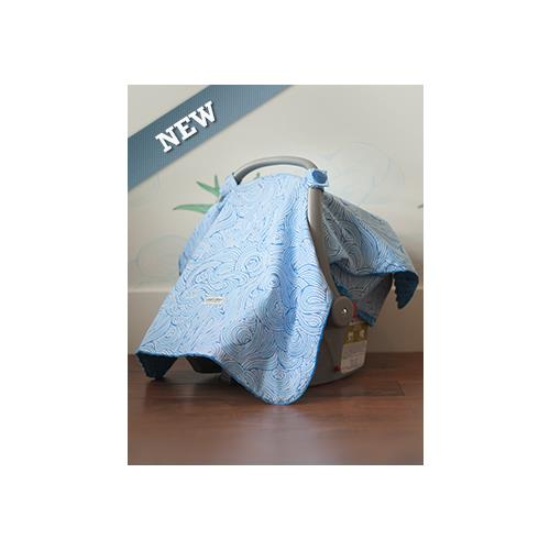 Mother's Lounge Carseat Canopy, Noa