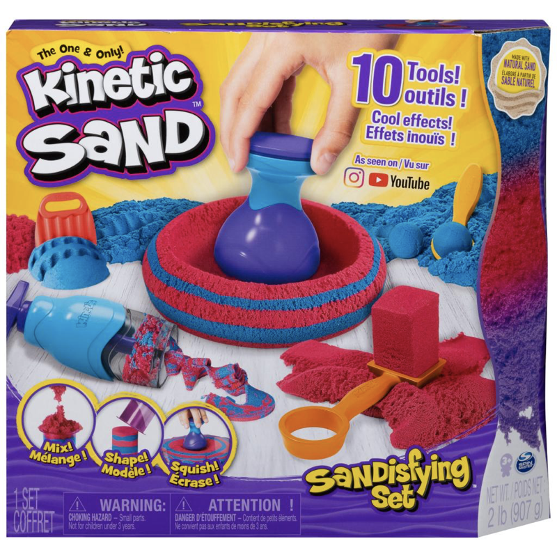 Kinetic Sand 5kg Box Spin Master