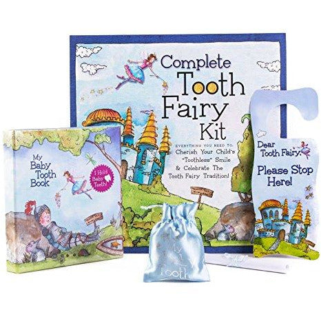 Tooth Fairy Land Pink Collection Tooth Fairy Kit