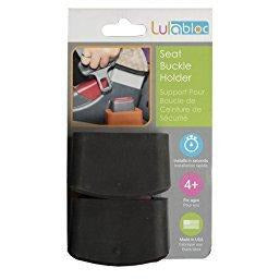 Lulabloc Seat Belt Holder 2 Pack