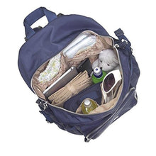 Load image into Gallery viewer, Storksak Navy Hero Backpack Diaper Bag, One Size