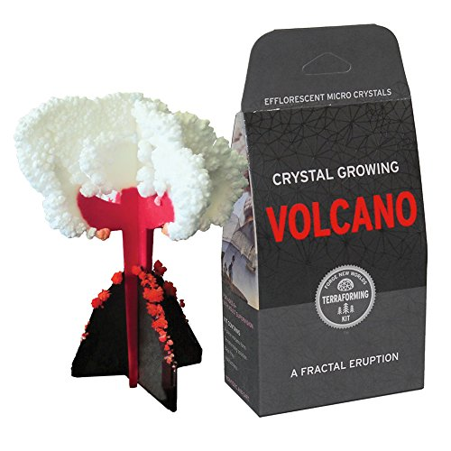 Copernicus Crystal Growing Volcano- Terraforming Kit