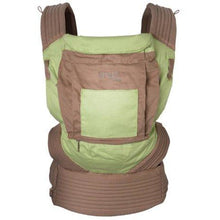 Load image into Gallery viewer, Onya Baby Cruiser Baby Carrier, Leaf Green/Umber