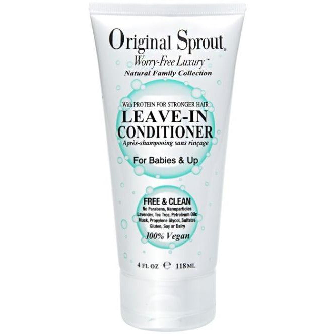 Original Sprout Leave-in Conditioner,  4oz