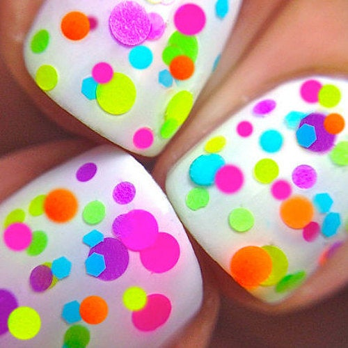 Polish Me Silly Polka Dot Nail Polish