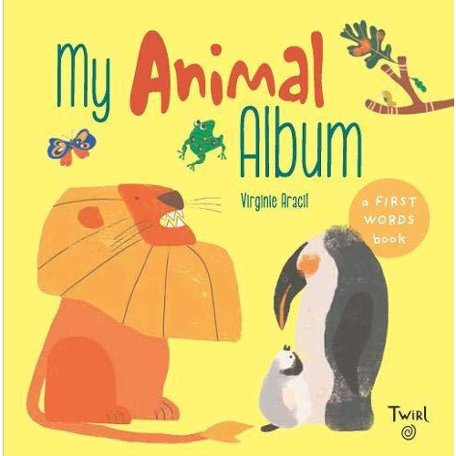 My Animal Album (First Words)