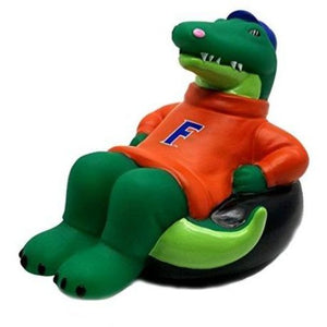 Rubber Tubbers Florida Gators Albert The Alligator Bath Toy