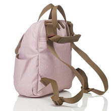 Load image into Gallery viewer, Babymel Dusty Pink Origami Heart Robyn Convertible Backpack Diaper Bag, One Size