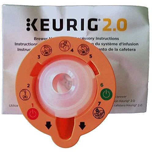 Keurig 2.0 Needle Cleaning Tool (2 Pack)